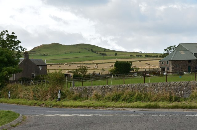 Largo Law from Wester Newburn