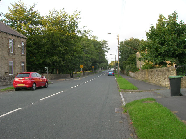 Manor Road, Medomsley