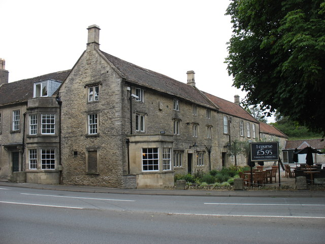 The Cross Hands hotel, Old Sodbury