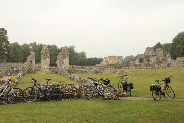 Thetford Priory ruins