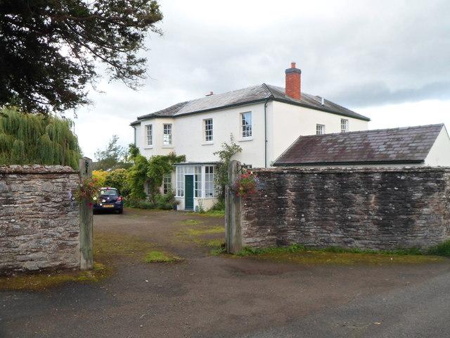 The Glebe House, Weobley