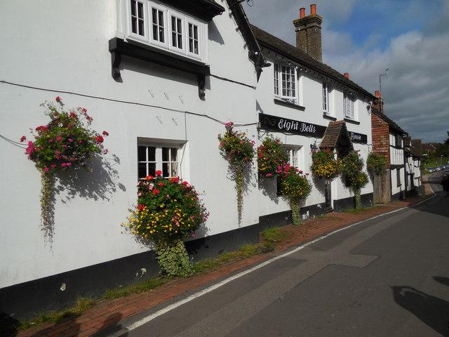 Eight Bells Pub, Bolney