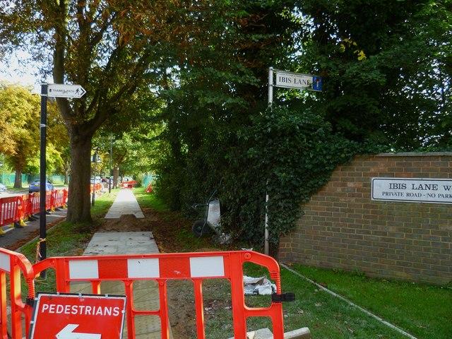 Orange Way after Wiltshire (605)