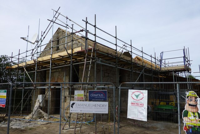 The Island Hall restoration and extension