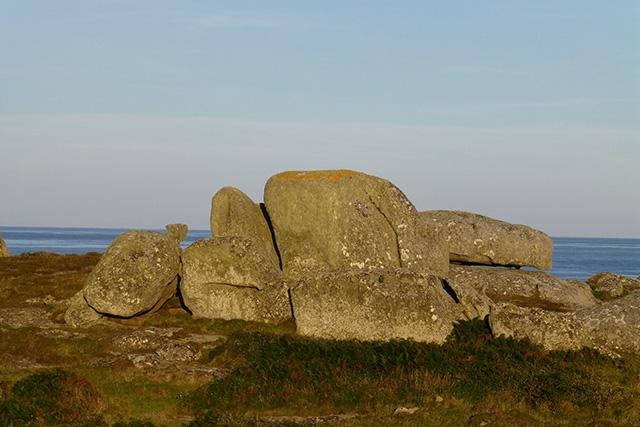 Rocks near Horse Point