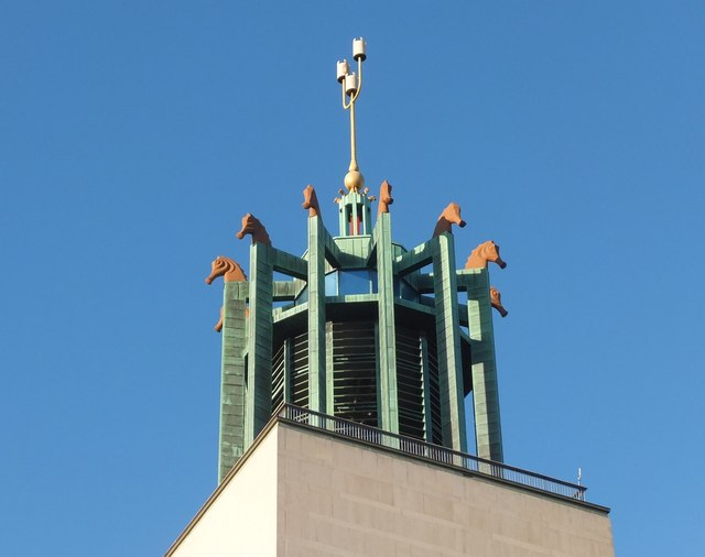 The Edith Adamson Memorial Carillon, Newcastle Civic Centre