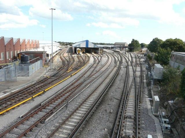 Ramsgate Railway Station