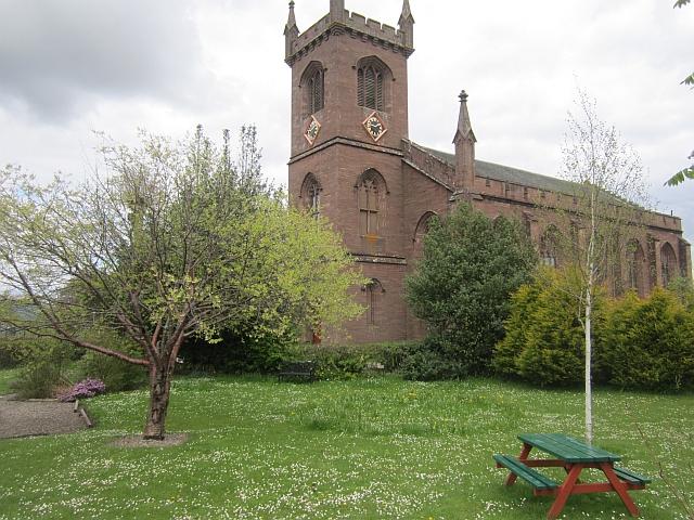 Garden, Muthill
