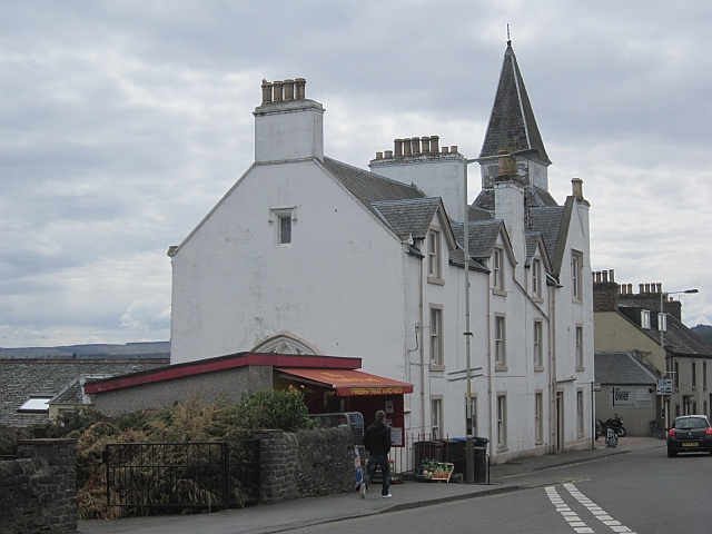 The Tower, Crieff