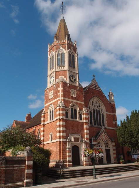 Christ Church United Reformed Church, Henley-on-Thames