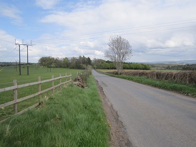 Road by Greenhead