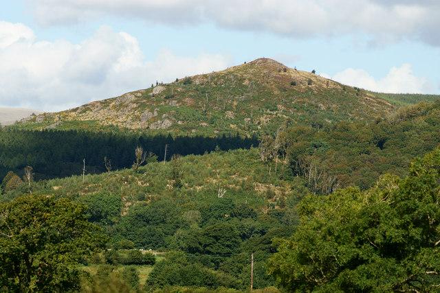 View Towards Irton Pike