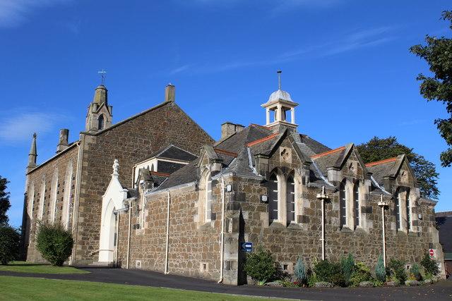 Mure Church & Hall, West Road, Irvine