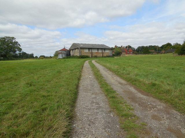Garston's farm