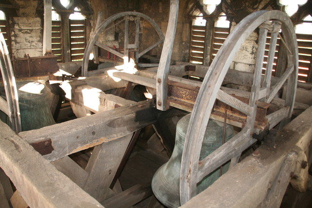 Tetney Church bells