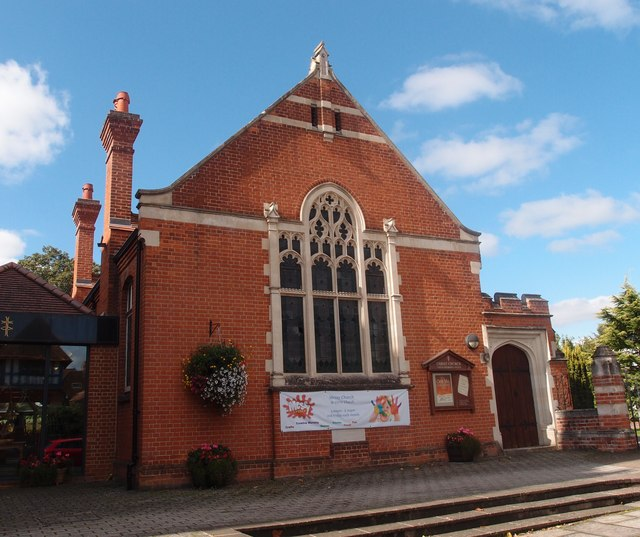 Christ Church United Reformed Church Hall, Henley-on-Thames
