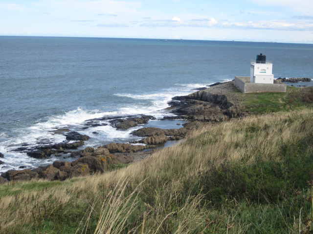 Looking towards Blackrocks Point Lighthouse