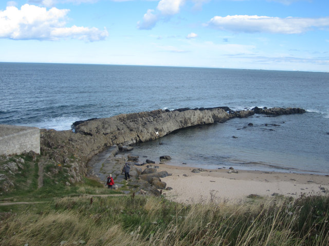 Stag Rock, Blackrocks Point, Bamburgh