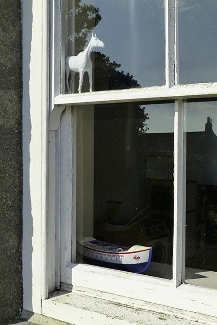 Reading Room window