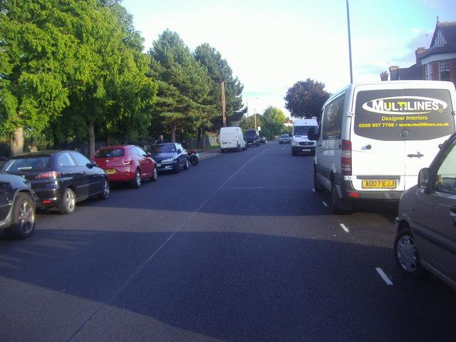Long Lane, Finchley