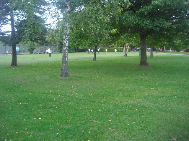 Victoria Park, Finchley