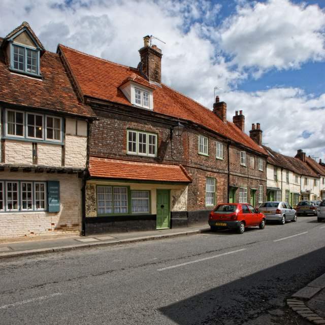 High Street, West Wycombe