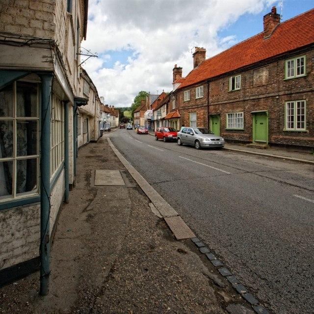 High Street, West Wycombe