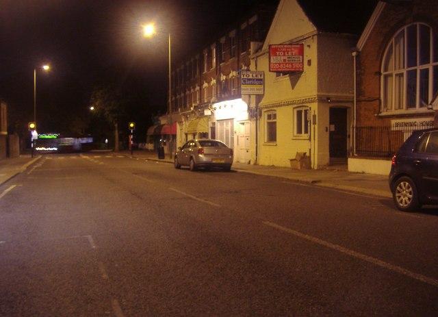 Hendon Lane, Finchley