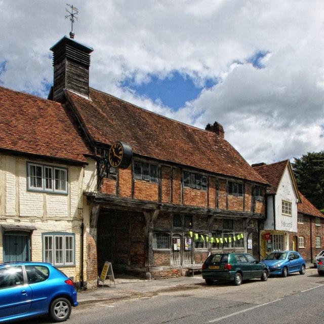 Church Loft, High Street, West Wycombe