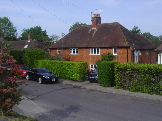Cottages on Wilderness Road, Onslow Village