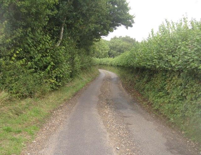 Seldom used lane