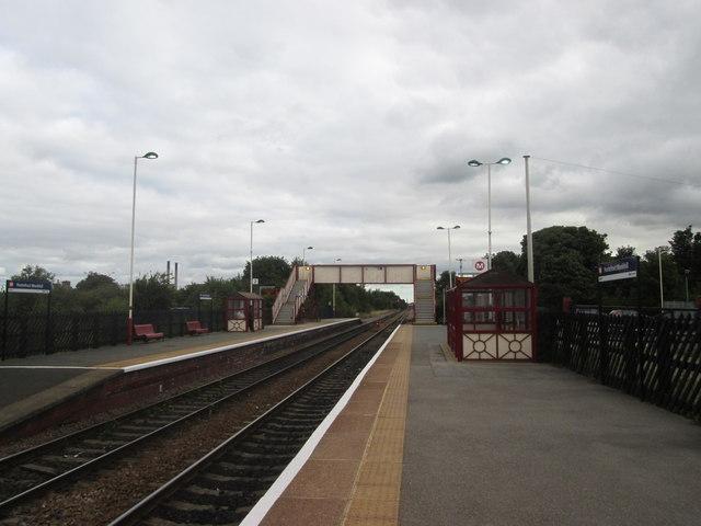 Pontefract Monkhill station