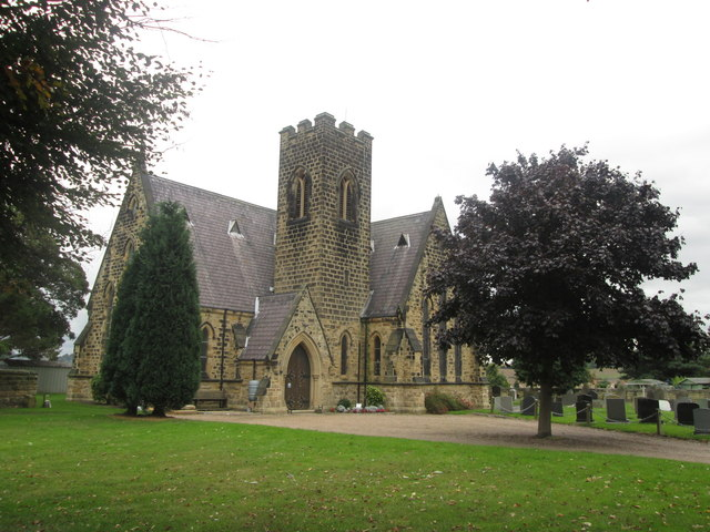St Stephen's Church, East Hardwick