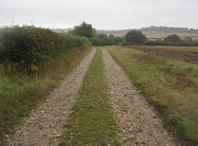 Wayfarer's Walk towards Freemantle Farm