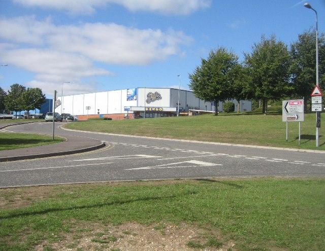 Basingstoke Leisure Park
