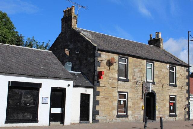 The Eglinton Arms, Main Street, Dreghorn