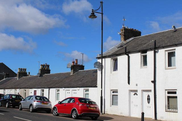 Main Street, Dreghorn