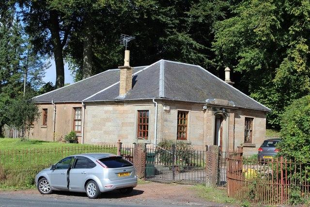 Gate Lodge, Thorntoun, near Springside