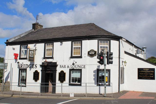 Bridges Bar & Lounge, Crosshouse