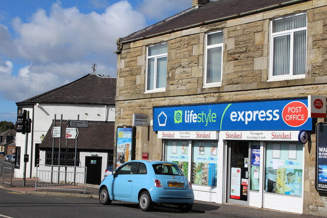 Crosshouse Post Office