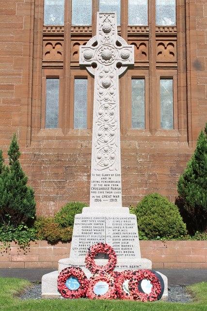Crosshouse War Memorial