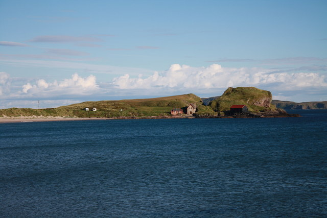 Dunaverty headland