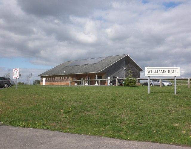Village Hall, Stoke St Gregory