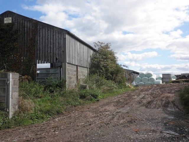 Outbuildings at Parsonage Farm