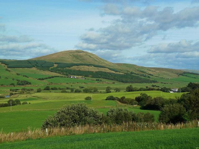 Corsencon Hill View