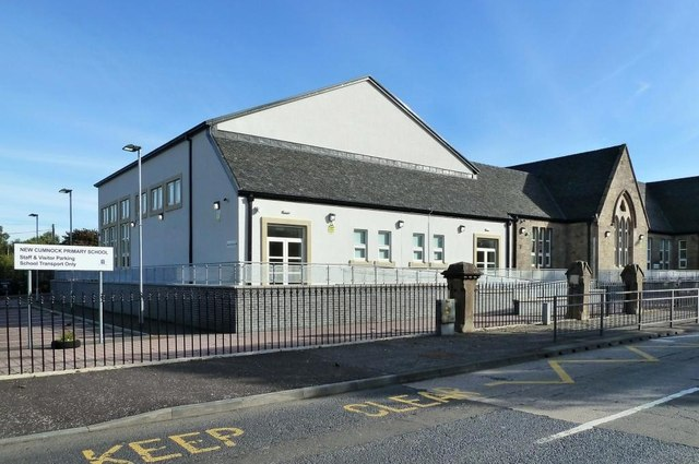 New Cumnock Primary School