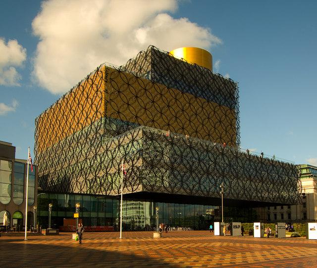 Library of Birmingham (2013)
