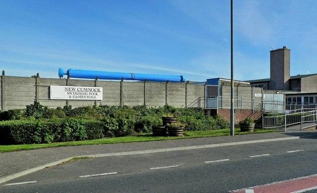 New Cumnock Swimming Pool & Games Hall