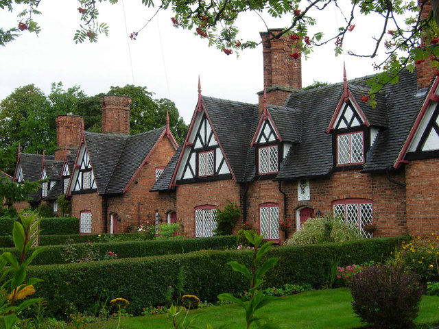 Tollemache Almshouses