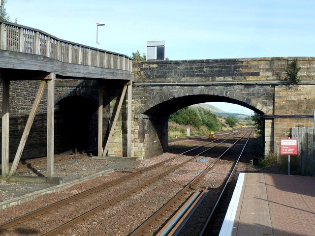 The Nith Valley Railway Line